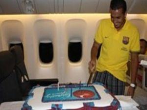 FC Barcelona Atlantik'i THY ile geçti