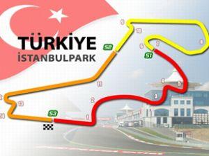 Listede Türkiye Grand Prix'ine yer yok