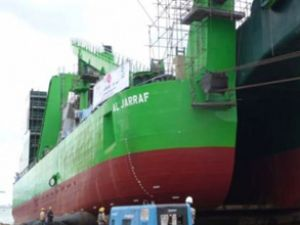 MEDCO, Al Jarraf gemisini hizmete aldı