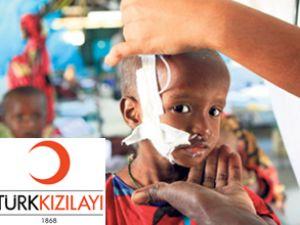 Kızılay'dan Somali'ye yardım kampanyası