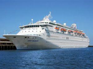 Louis Majesty gemisi kışın doka çekilecek