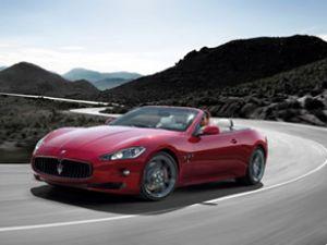 Maserati GranCabrio Sport yollarla buluştu