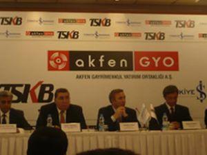 Akfen GYO, Rusya'daki payını arttırdı