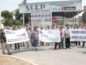Mersin Limanı'nda 35 kişi işten çıkarıldı