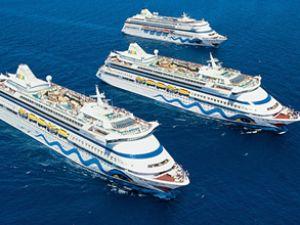 Carnival'den üç kruvaziyer gemi siparişi