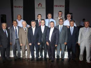 Tüm başkanlar Isuzu iftarında buluştu