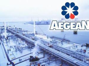 Aegean, yeni tankeri Halki'yi teslim aldı