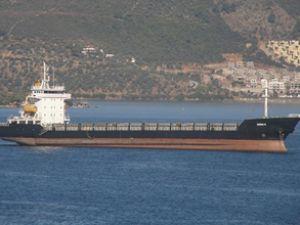 Özen K gemisi icra yolu ile satışa çıkıyor