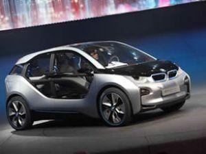 BMW'nin elektrikli araçları gün ışığına çıktı