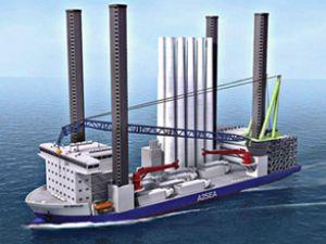 Yeni nesil temel atma gemisi tasarlanıyor