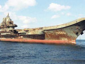 Varyag, Çin'in ilk uçak gemisi oldu
