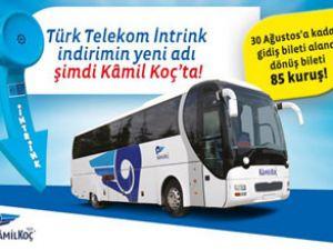 Türk Telekom ve Kamil Koç'tan işbirliği