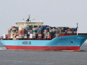 Maersk, Mersin Limanı'nı uğrak yapacak