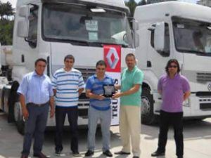 Bortek Nakliyat'ın tercihi Renault Trucks