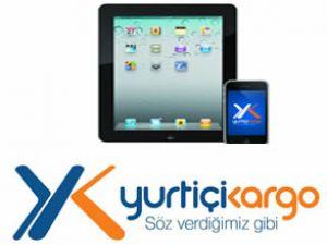 Yurtiçi Kargo'dan iPhone-iPad uygulaması