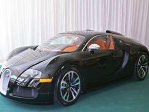 Dünyanın en hızlı arabası 'Sang Noir'