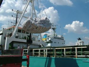 İHH'dan Somali'ye 3 bin tonluk yardım