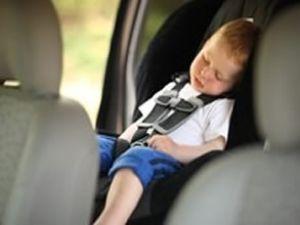 Güneşte kalmış araba koltuğu beyni etkiliyor