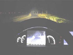 2012'de gece görüşlü otomobiller geliyor
