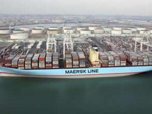 Maersk gemilerinde kapasite artıracak