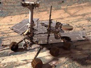 İnsanoğlu Mars'ta dev kratere ulaştı