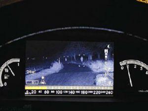 Gece görüş kameralı arabalar geliyor