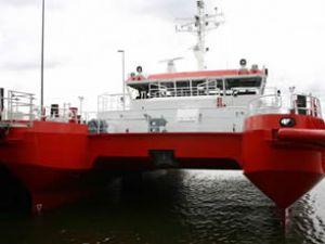 A&R, 25 metrelik Swath botu teslim etti