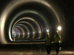 Hızlı tren tünelinde dünya rekoru kırılacak