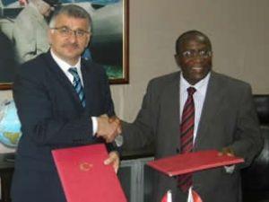 Burundi ile hava anlaşması imzalandı