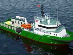 OSD, Bourbon'a sismik gemi inşa edecek