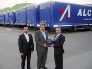 Ali Çiçekli, ALC Lojistik firmasını kurdu