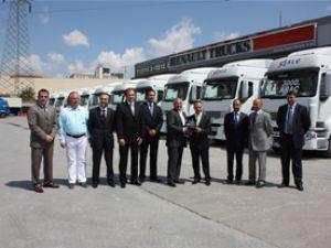 ALC'ye Horoz'dan 3 bininci Renault çekici