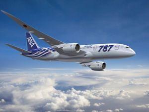 Boeing 787 Dreamliner uçuşa hazır