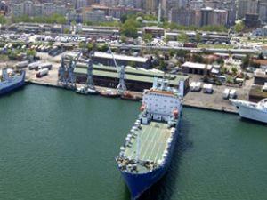 Samsunport'a yatırımlar devam edecek