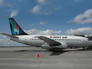 First Air'in uçağı Kanada'da düştü: 12 ölü