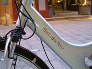 Mercedes krizde bisiklet üretmiş!