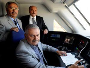 Ankara-Konya arası artık git gel 3 saat