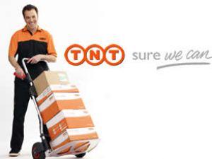 TNT, fuarlarda da müşterilerinin yanında