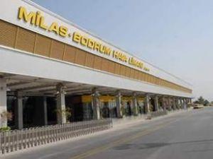 Milas Bodrum Havalimanı törenle açıldı