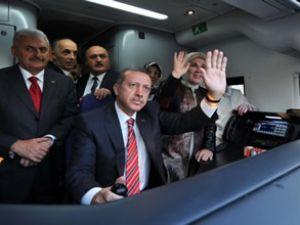 Ankara-Konya YHT hattı hizmete açıldı
