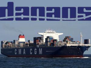 Danaos, CMA CGM Tancredi'yi teslim aldı