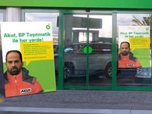 BP, AKUT'a akaryakıt sponsoru oldu