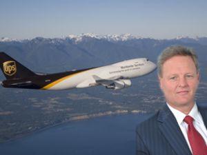 UPS Avrupa Başkanı Jim Barber oldu