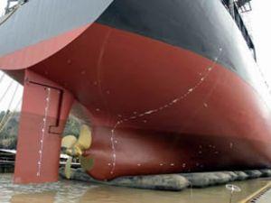 Eversafe, yeni kargo gemisini suya indirdi