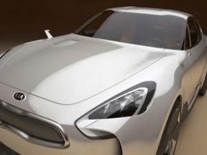 Kia 'dan yeni coupe forumlu sedan modeli