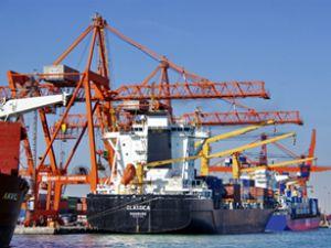 Mersin Limanı yük hareketlerinde artış