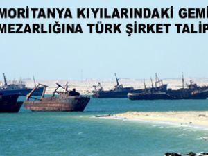 Gemi mezarlığına Türk şirketi talip