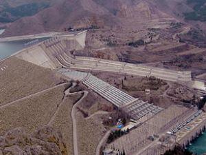 Keban Barajı 37'nci yaşını kutluyor
