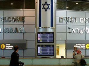 Türk yolculara Telaviv'de İsrail zulmü