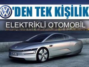 VW'den tek kişilik elektrikli otomobil